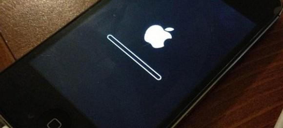 Не включается айфон после обновления