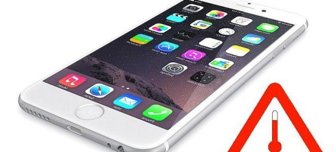 Телефон сильно нагревается в заблокированном состоянии или стоя на зарядке, это нормально?