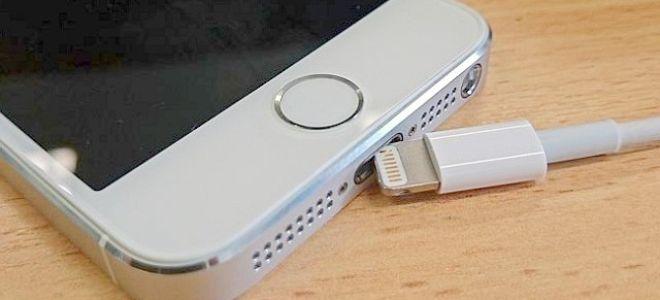 Айфон, использование неоригинальной зарядки, чем грозит?
