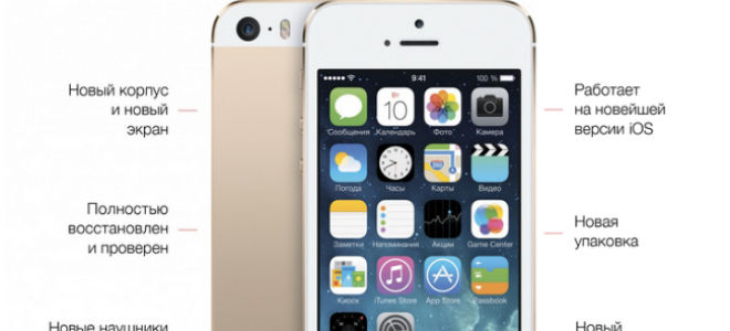Восстановленный Iphone. Что это значит? Покупать ли?