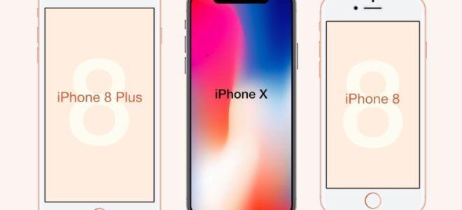 В чём разница между Айфонами 8 и X? Что выбрать?