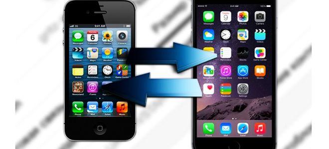 Способы переноса данных с одного iPhone на другой iPhone