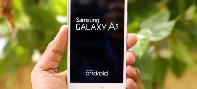 Samsung Galaxy А5 не включается