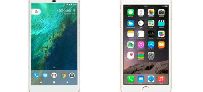 Основные отличия между iPhone 6 и Samsung Galaxy A5