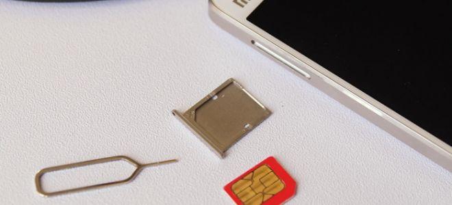 Несколько способов извлечения SIM-карты из Apple устройств