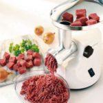 Как выбрать мясорубку?