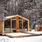 Модульные финские дома — дубльдома, перевозные дома на колесах