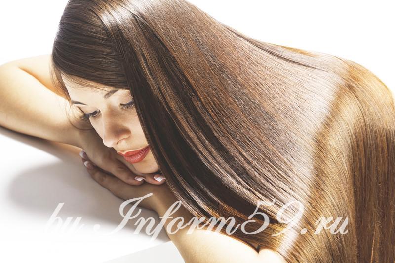 Ламинирование волос желатиновой маской