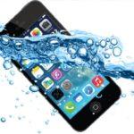 Айфон упал в воду, первая помощь или как реанимировать телефон