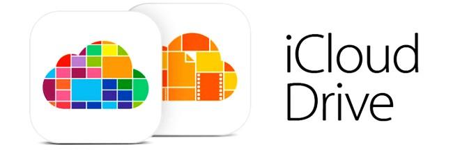 iCloud облачное хранилище