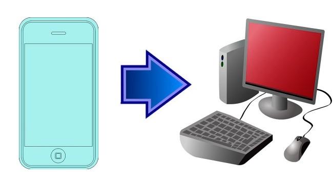 Копируем контакты с айфона на компьютер