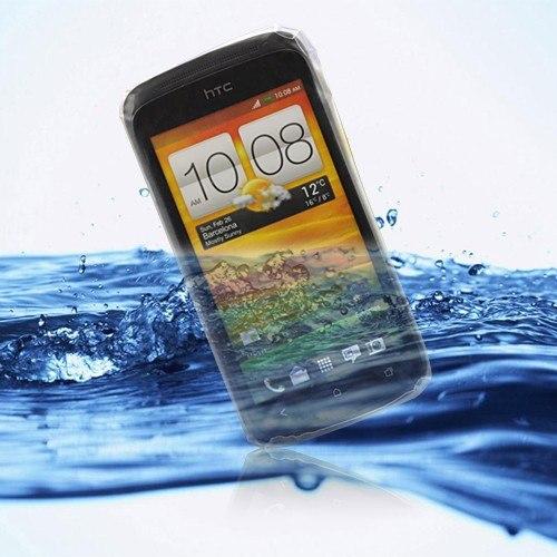 тонущий смартфон