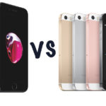 Сравниваем Айфон SE и 7: дизайн, характеристики, цена
