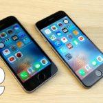 Сравнение iPhone 6 и iPhone SE