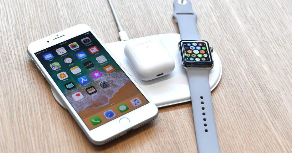 беспроводная зарядка для айфонов