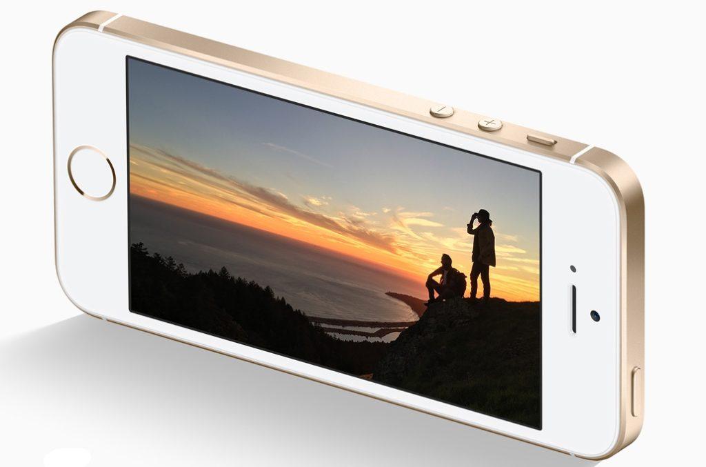 камера телефона от Apple